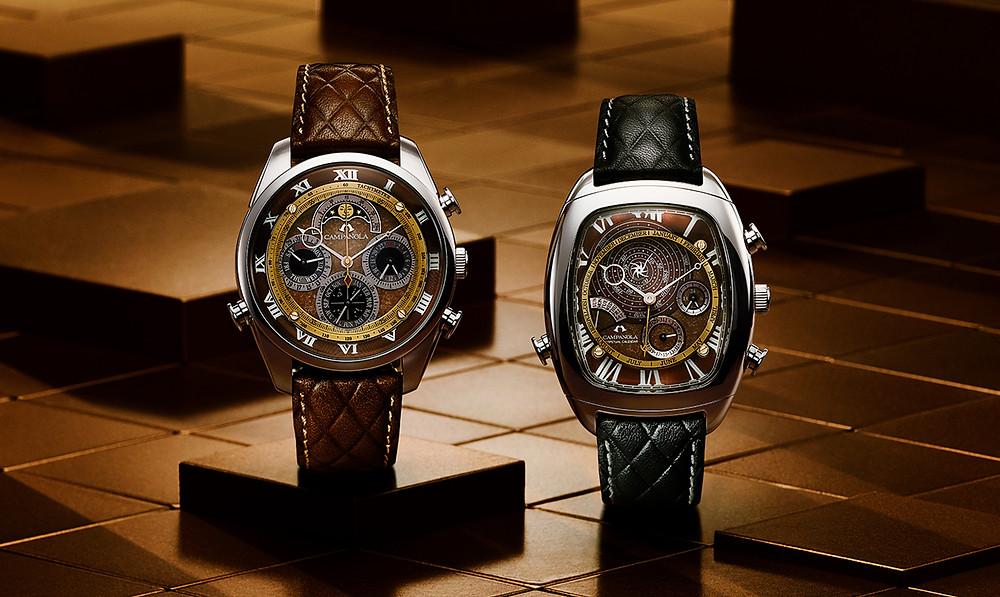 relojes de lujo Campanola grandes complicaciones AH4081-09W