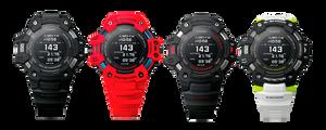 Nuevos g-shock g-squad 5 sensores GPS y solar GBD-H1000