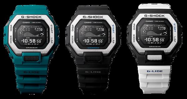relojes 2020 g-shock surf bluetooth GBX-100