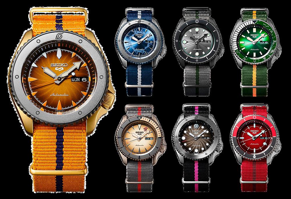 relojes-seiko-5-sports-edicion-limitada-naruto-boruto-2020