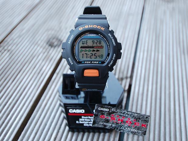 El primer dw6600