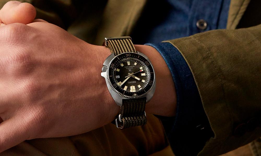 nueva re-interpretacion reloj iconico 1970 de seiko modelo SPB237J1 capitan willard 2021