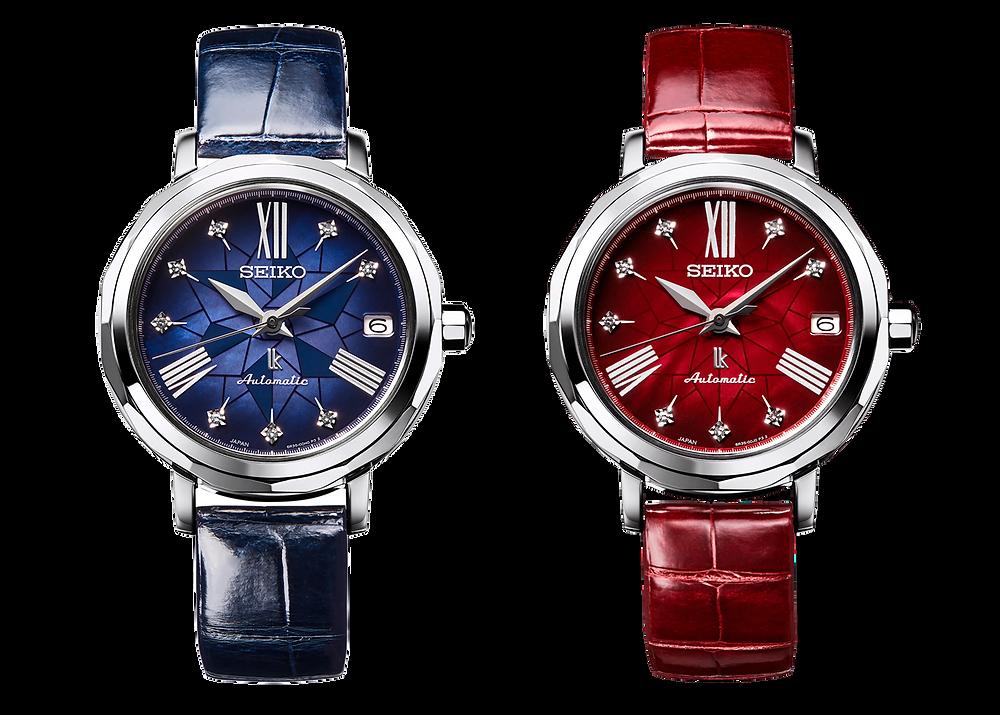 Relojes Seiko Lukia para ellas automatico diamantes SPB135 y SPB137