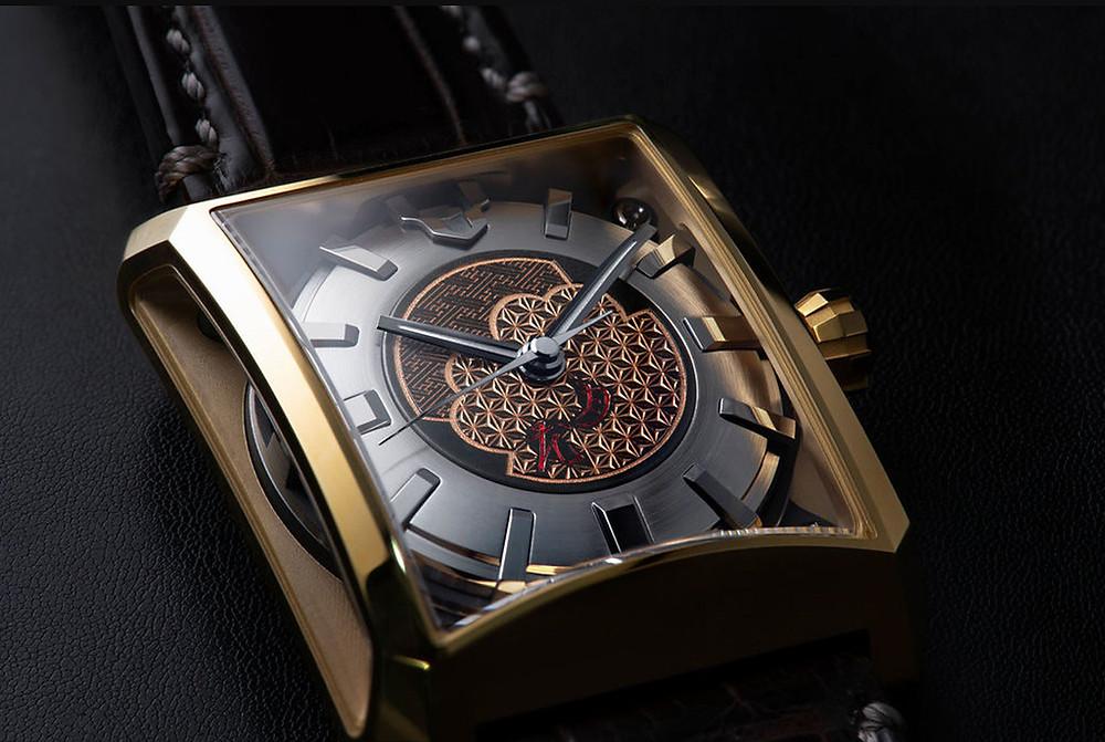 reloj masterpiece Minase Japon manufactura de lujo nipona