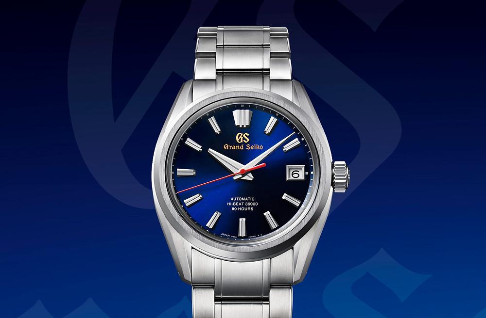 Edición limitada 1000 piezas de reloj Grand Seiko 60th SLGH003