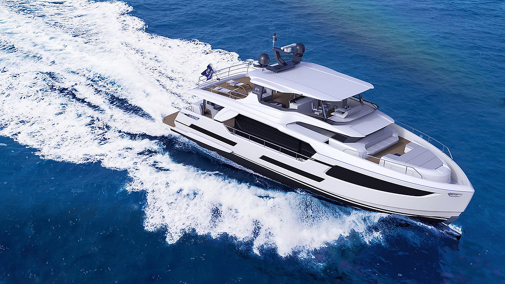 horizon yacht serie fd detalle embarcacion de lujo en venta alta gama