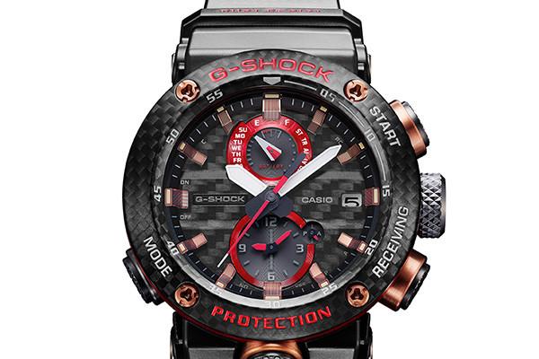 Nuevo Reloj Casio G-Shock Gravitymaster GWR-B1000X fibra carbono y zafiro