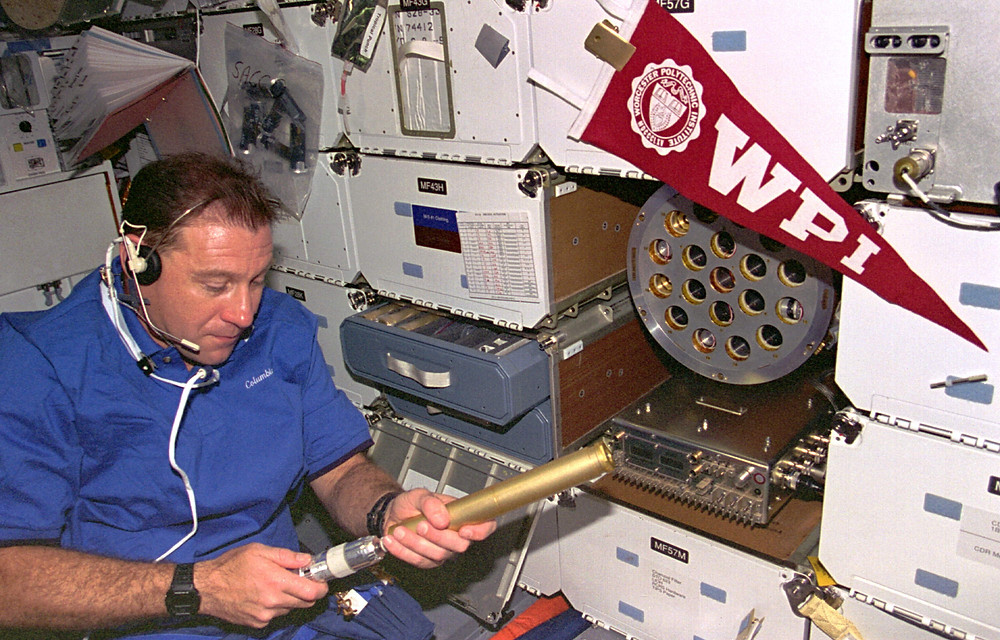 Estación espacial internacional relojes G-Shock usan