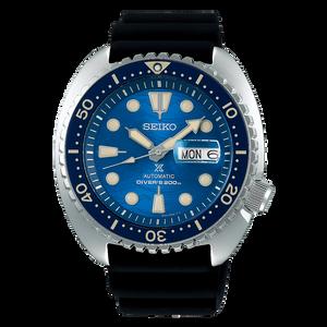 "Edicion limitada 2020 seiko prospex ""save the ocean"" SRPE07K1"