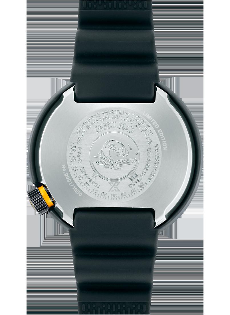 S23635J1 detalle fondo monobloque reloj prospex tuna- 000m
