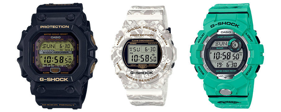 Coleccion relojes g-shock de edicion limitada 7 dioses de la fortuna