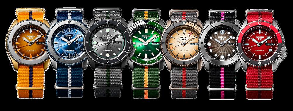 todos-los-relojes-coleccion-naruto-boruto-seiko-5-sports-2020