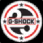 logo 25 aniversario G-SHOCK diseñado por Eric Haze