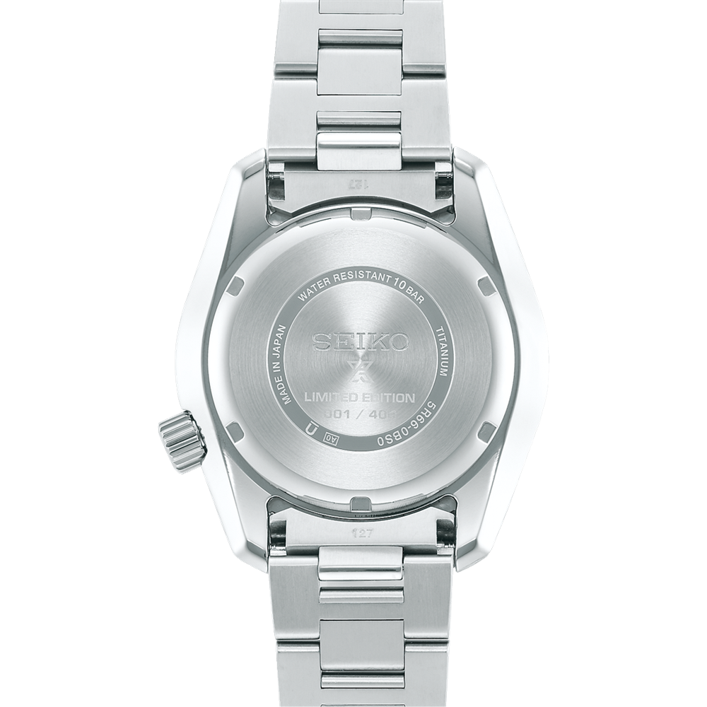 Reloj Seiko Prospex LX ref. SNR049J1 edicion limitada