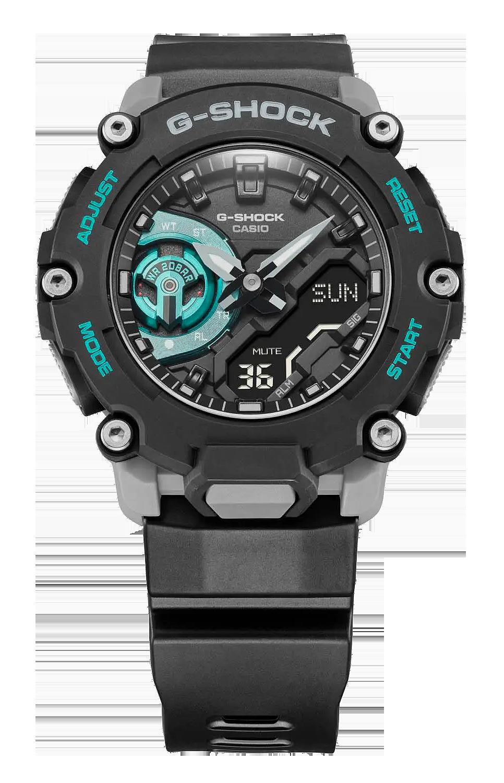 Nuevo reloj ana-digi de Casio G-Shock GA-2200M-1A