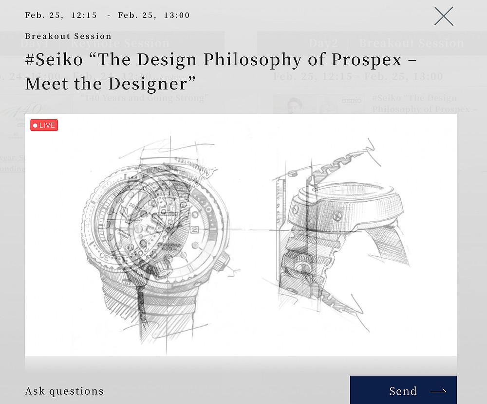Seiko Submit 2021 presentacion nuevos modelos prospex
