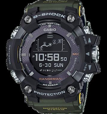 GPR-B1000-1BER reloj G-Shock solar y GPS con alta tecnología