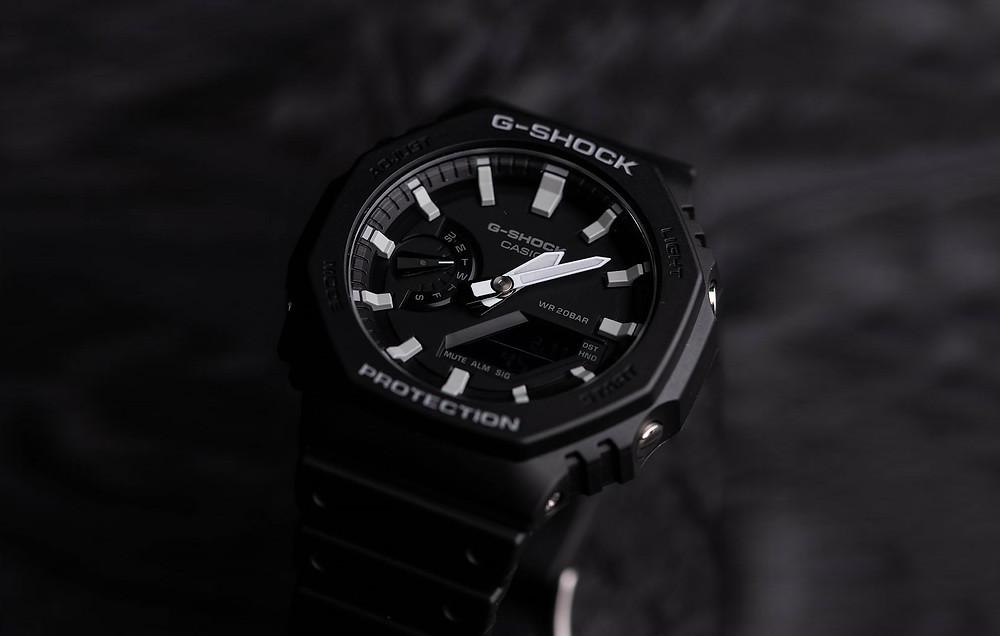Reloj super exito ventas y agotado Casioak modelo ga-2100-1aer