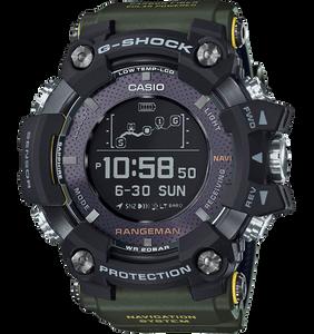 Nuevo Casio G-Shock Rangeman