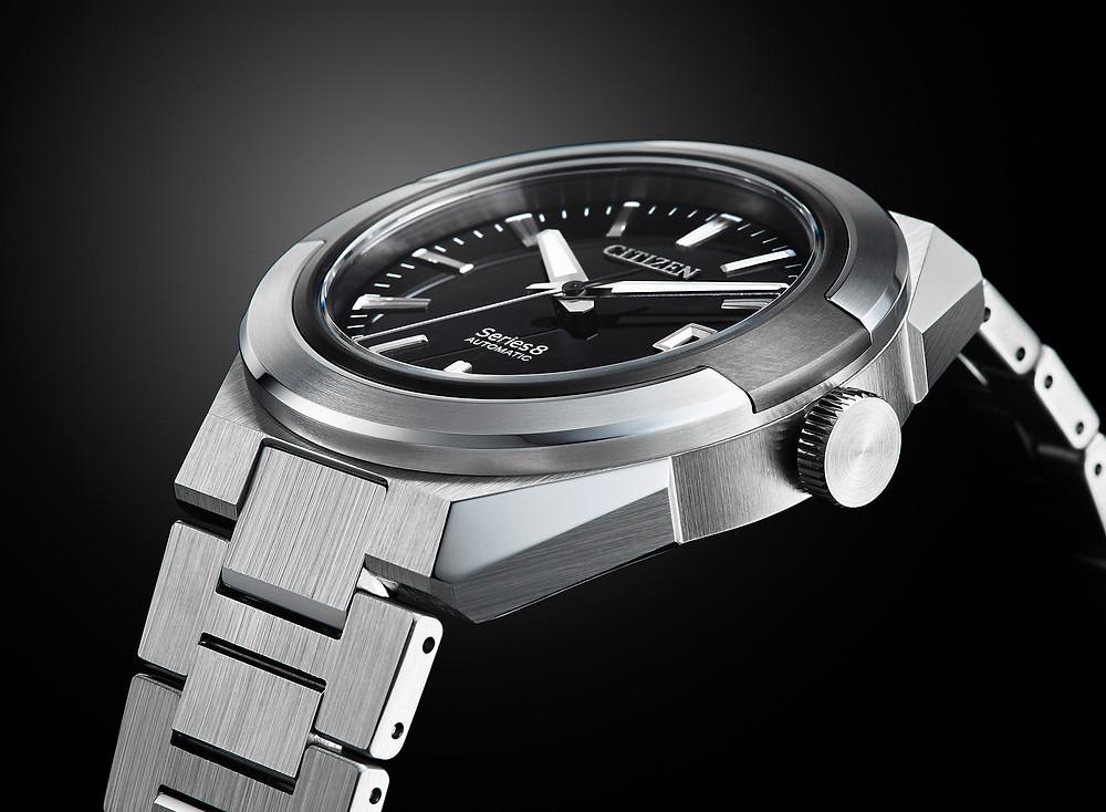 reloj citizen 8 calibre mecanico 0950 modelo 2021 ref NA1004-87E