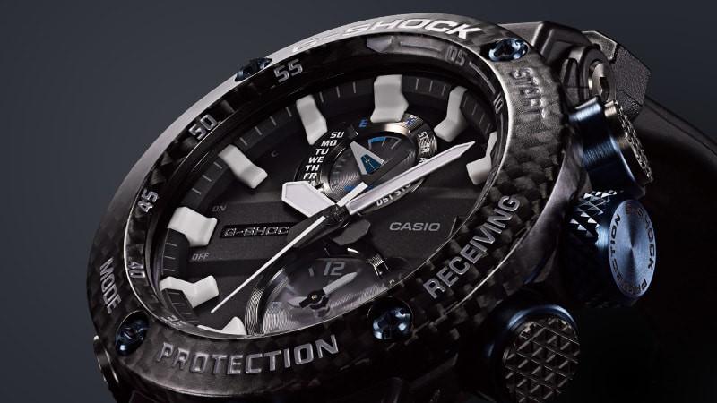 Detalle nuevo reloj gravitymaster GWR-B1000-1A