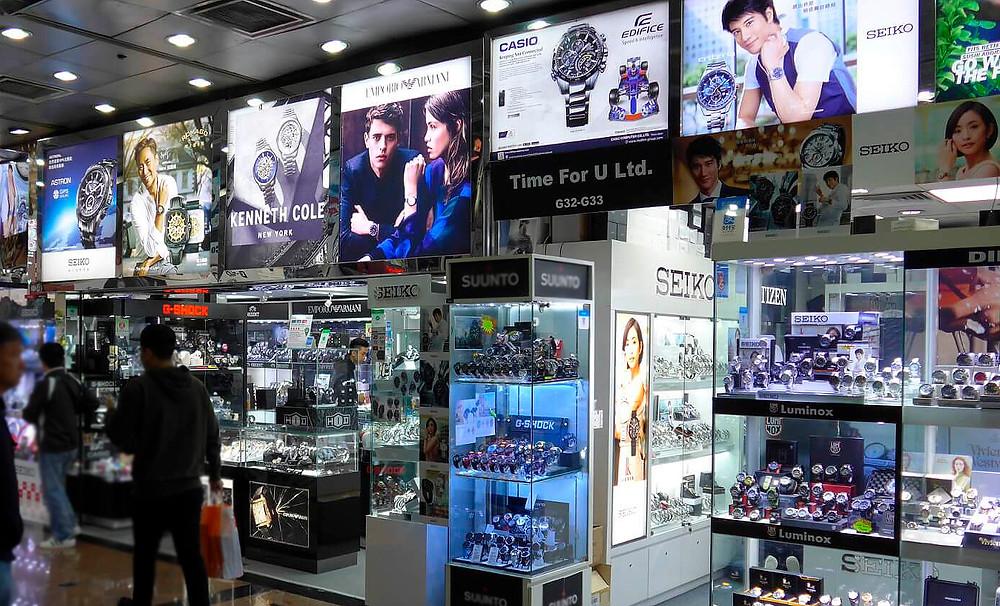 Guia de tiendas recomendadas en españa de relojes japoneses