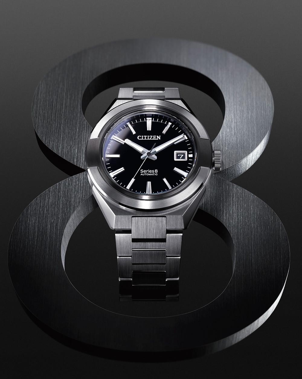 Novedad mundial relojes Citizen serie-8 calibre automatico0950