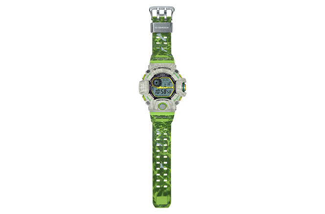 Reloj casio g-shock rangeman 2019 modelo GW-9404KJ-3_
