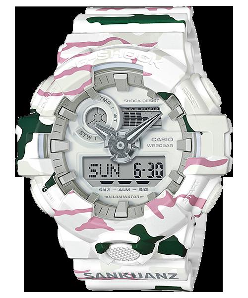 reloj edicion limitada casio G-Shock GA-700SKZ-7A