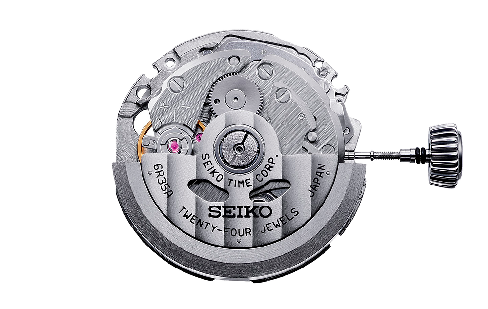 Novedad Seiko Presage Asanoha calibre automático 6R35
