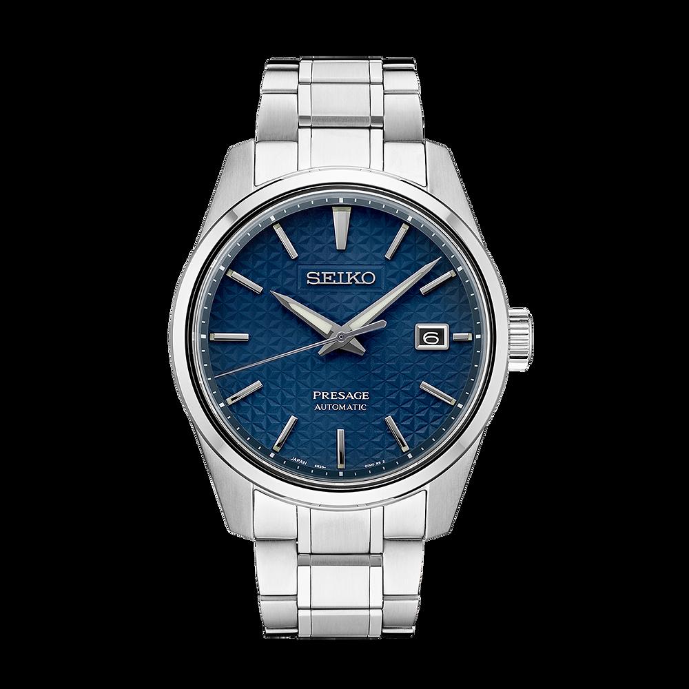 reloj seiko presage sharp edged 2020 novedad modelo SPB167 'Aitetsu'