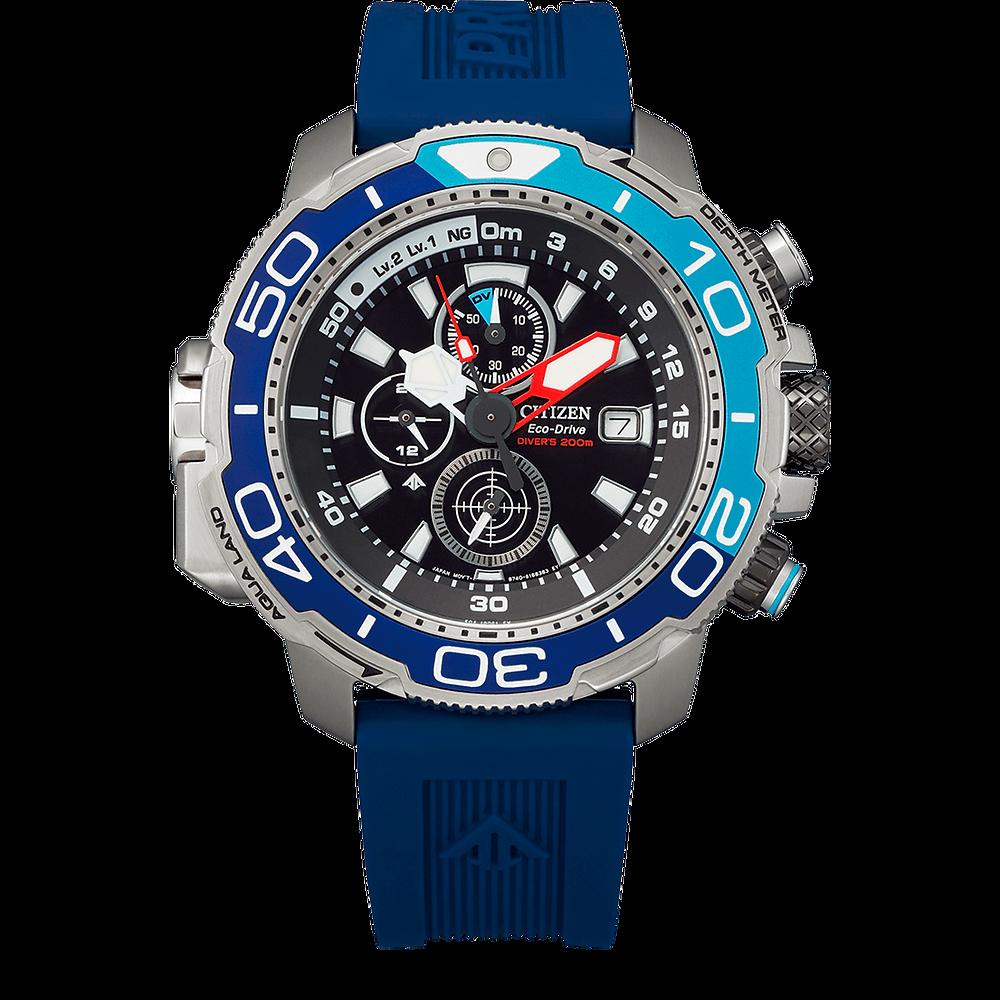 novedad modelo reloj BJ2169-08E de citizen aqualand 2021