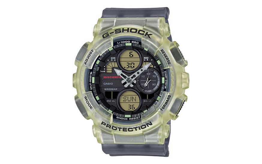 Reloj Casio G-Shock edicion limitada GMA-S140MC-1AER