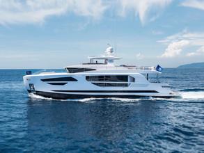 Horizon Yacht FD85 / 2017 / 26m / 2.400 CV / Milla '0'