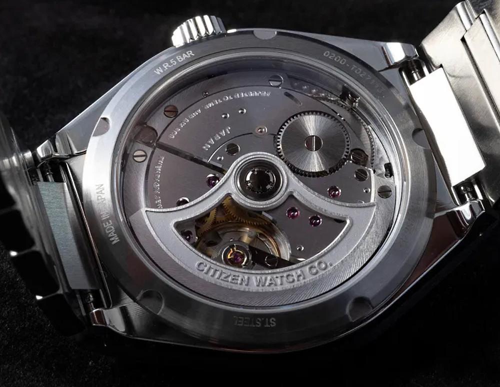 fondo reloj citizen calibre 0200 modelo NC0200-90E