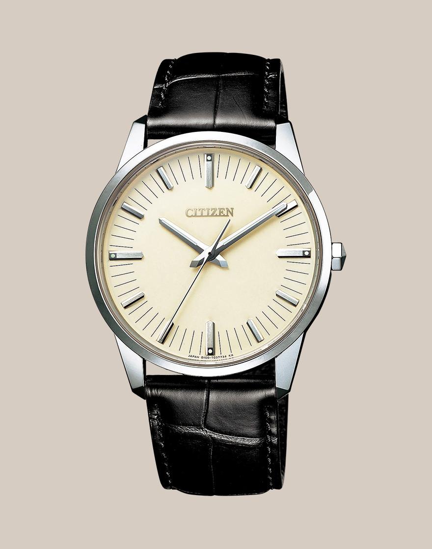 relojes japoneses más precisos del mundo con calibre 0100 de cuarzo
