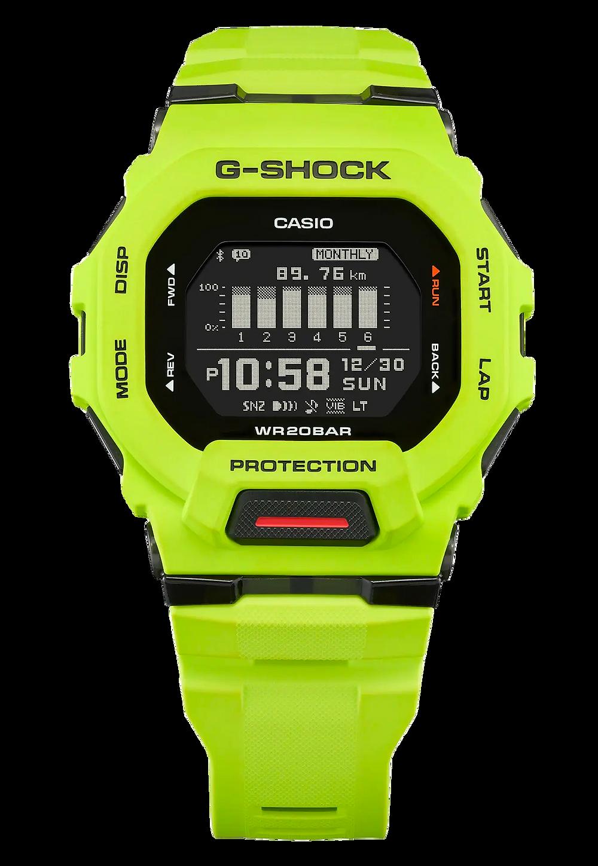 g-shock g-squad nuevo reloj deportivo GBD-200-9