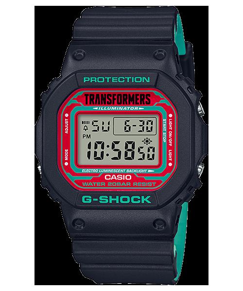 Nuevo reloj con transformer de edición limitada DW-5600TF19-SET