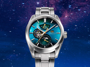 Nuevos relojes ORIENT STAR MECHANICAL MOON PHASE