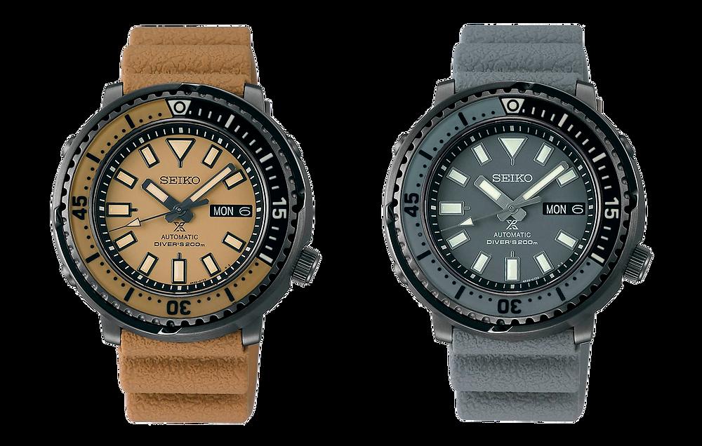Nuevos relojes Prospex SRPE31 y SRPE29 verano 2020