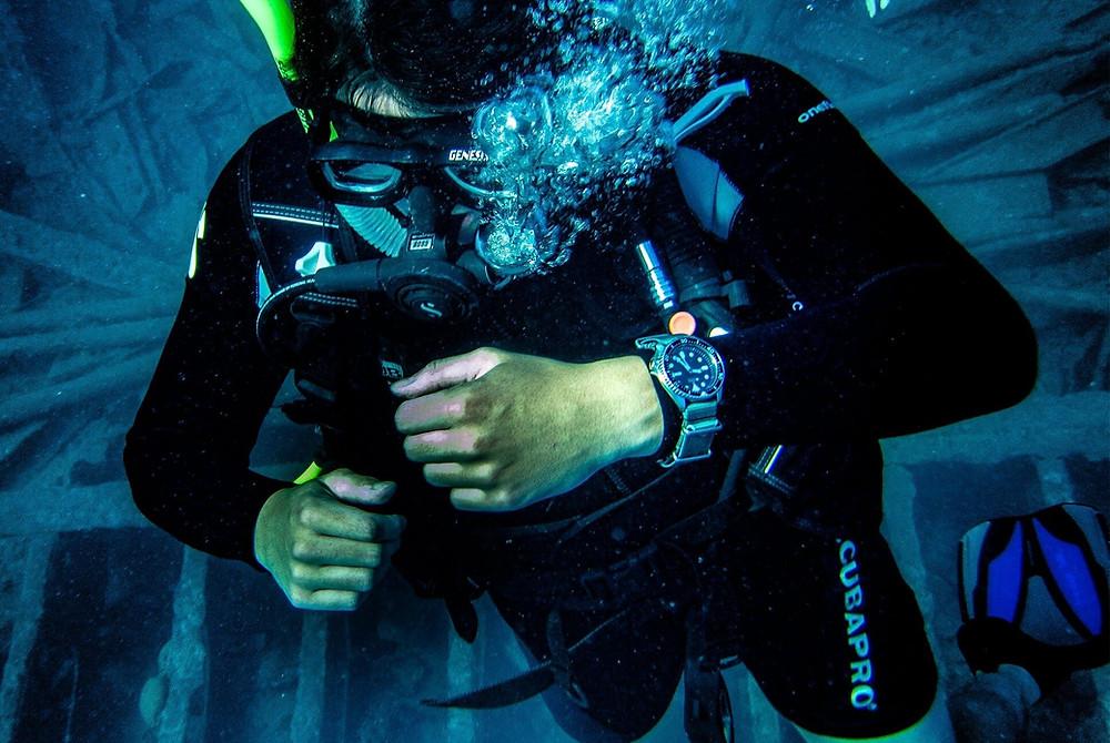 relojes para submarinismo de menos de 300 euros que cumplen la iso divers