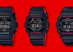 Video review G-Shock squared HR: TODOS!