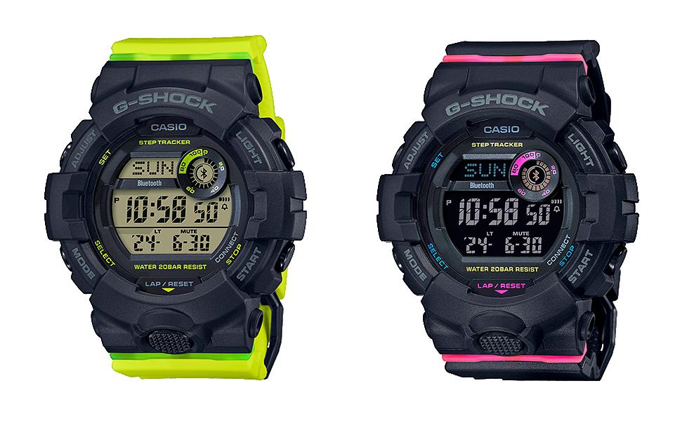 serie GMD-B800SC relojes bluetooth para mujer de Casio G-Shock