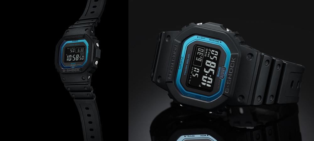 relojes digitales japoneses marca G-Shock