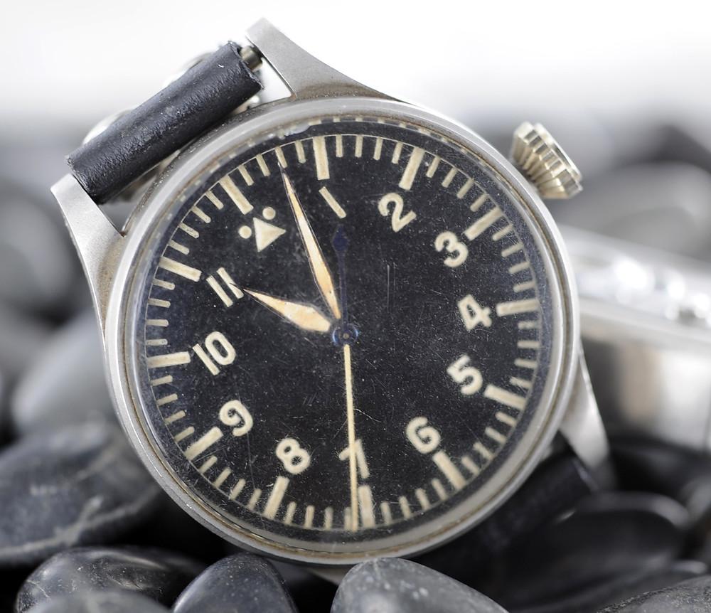b-uhren reloj aviador iwc big pilot referencia 5002