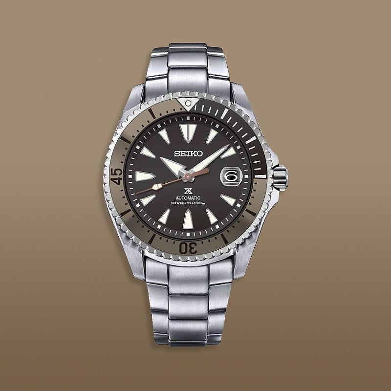 Reloj Seiko Shogun SPB189J1 de titanio 2020