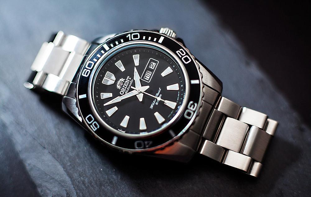 reloj orient diver popular mako xl FEM75002D6