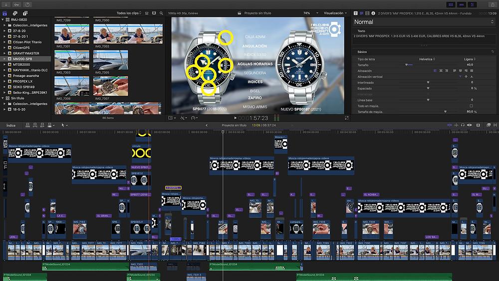 video review y analisis reloj seiko prospex spb187 y spb185 novedades 2021