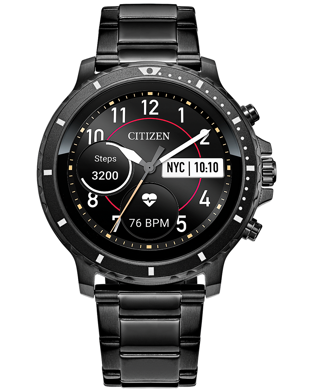 Reloj Citizen android wear modelo CZ Smart referencia MX0007-59X