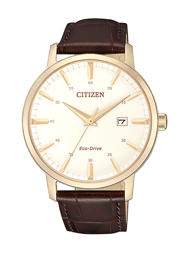 Reloj Citizen caballero ligero y solar 139 euros ref. BM7463-12A